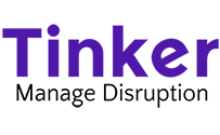 Tinker – Manage Disruption Logo